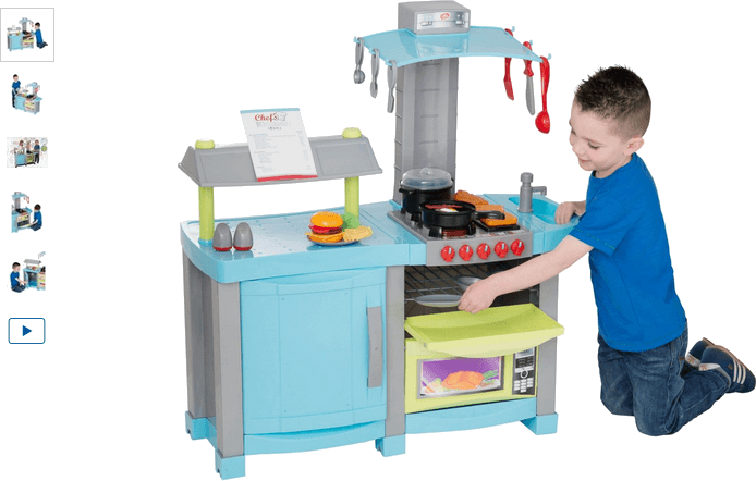 Chad Valley Chef Kids' Play Kitchen