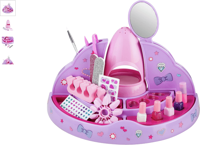 chad valley chic style nail salon set
