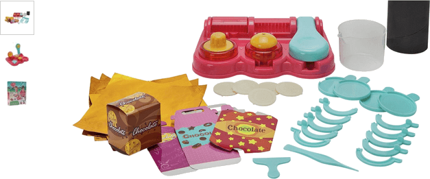 chad valley chocolate coin maker