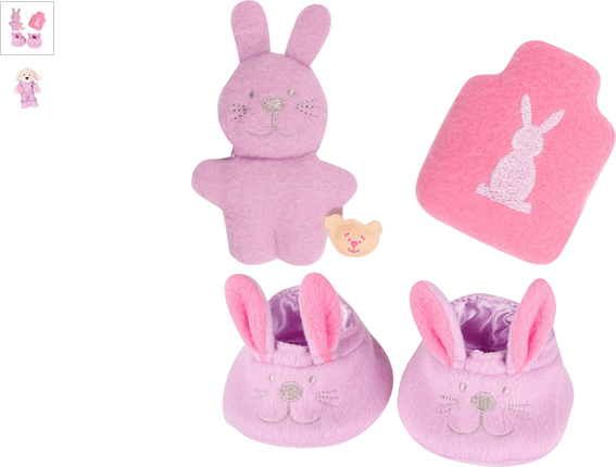 chad valley design-a-bear sleepover accessories set