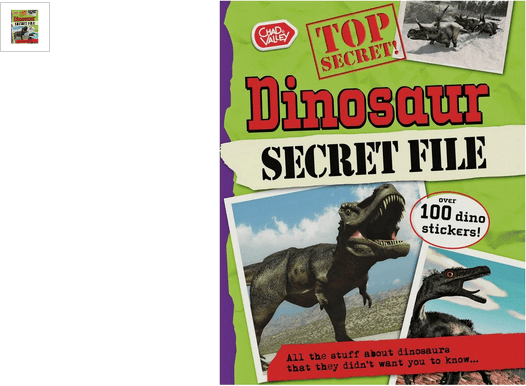 chad valley dinosaur secret file