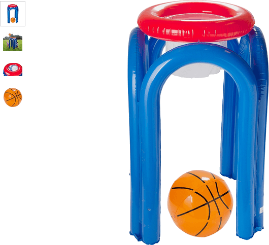 Chad Valley Giant Inflatable Basketball