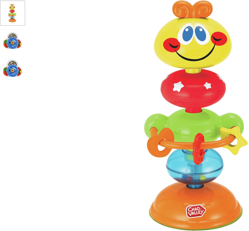 Chad Valley Highchair Toys - Set of 2