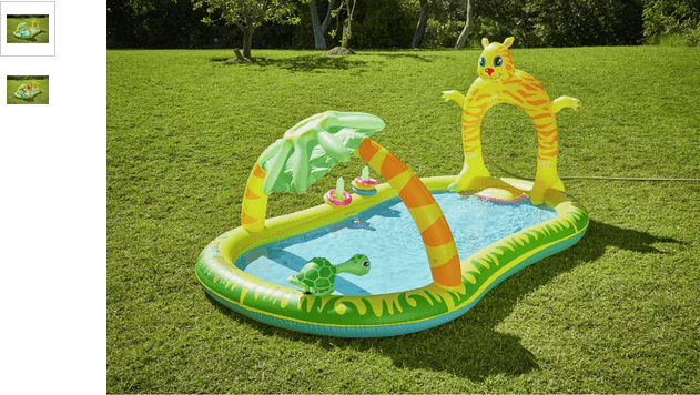 Chad Valley Jungle Activity Pool