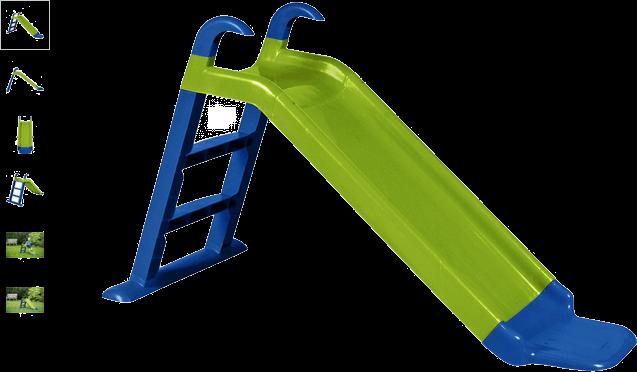 Chad Valley Junior Slide - Green