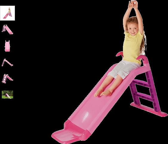 Chad Valley Junior Slide - Pink