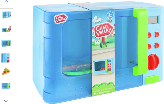 Chad Valley Microwave