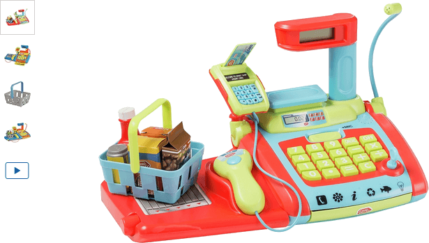 Chad Valley Premium Cash Register