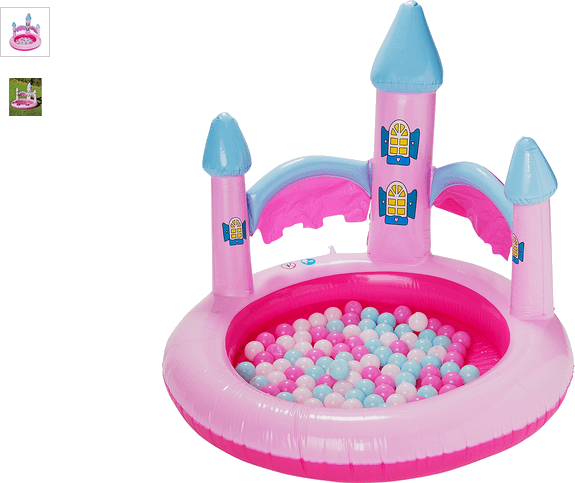 Chad Valley Princess Ball Pit and Pool
