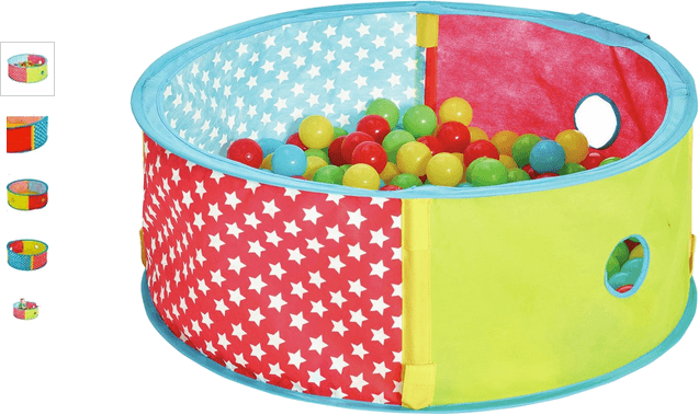 Chad Valley Red Pop Up Ball Pit