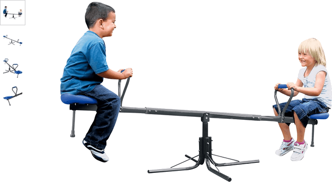 Chad Valley Seesaw