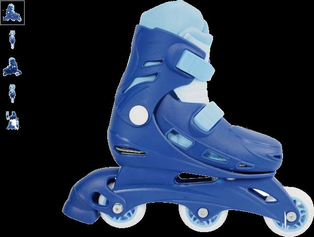 Chad Valley Tri to Inline Skates - Blue
