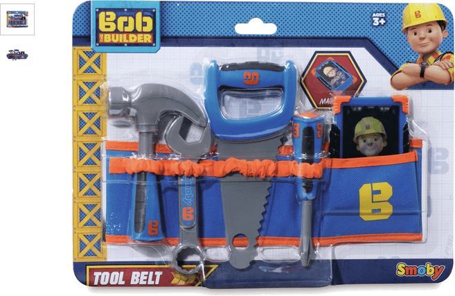 smoby bob the builder tool belt