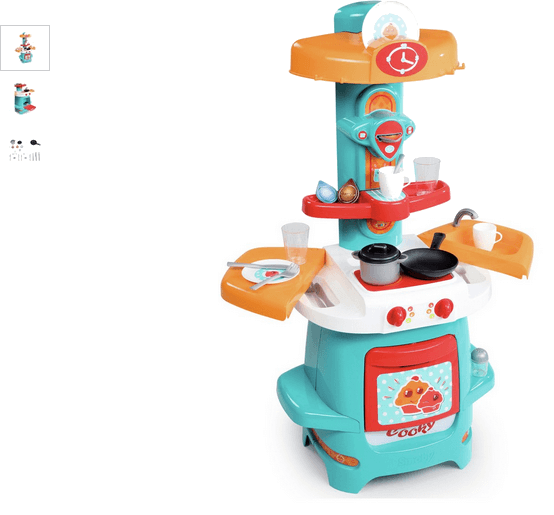smoby cooky kitchen