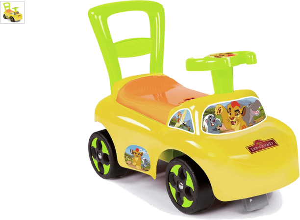 smoby lion guard initio walker