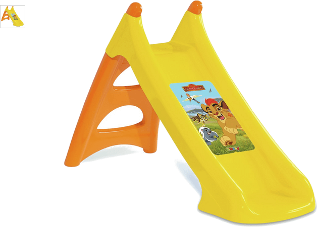 smoby the lion guard xs slide